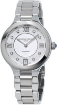 Frederique Constant 33mm Delight Automatic Bracelet Watch with Diamonds