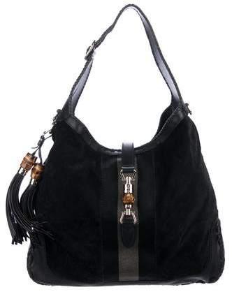 4631bb7056c Gucci Handbag With Tassel - ShopStyle
