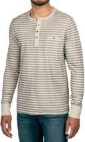 Jeremiah Cillian Henley Shirt - Long Sleeve (For Men)