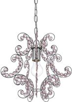 AF Lighting Sweet Dream Chrome Mini-Chandelier