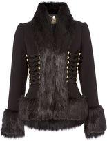 Biba Prussian short military jacket