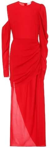 Magda Butrym Sevilla silk dress
