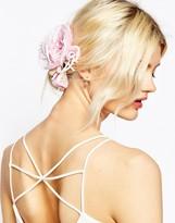 Asos Wedding Bells Hair Corsage & Brooch