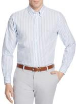 Brooks Brothers Regent Stripe Slim Fit Button-Down Shirt