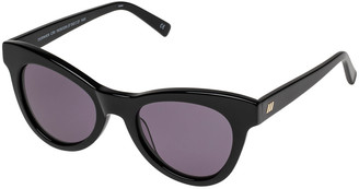 Le Specs Luxe Dernier CRI Cat-Eye Sunglasses
