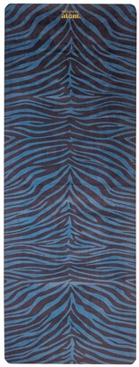 Tiger Print Travel Yoga Mat