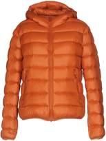 M.Grifoni Denim Down jackets - Item 41740377