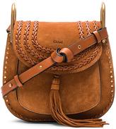 Chloé Small Suede Hudson Shoulder Bag