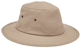 John Lewis Cotton Safari Hat, Khaki