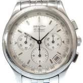 Zenith Class El Primero 02.0501.400 Stainless Steel 19cm Mens Watch