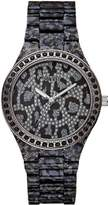 GUESS GUESS? Women's U0015L1 Polyurethane Quartz Watch with Dial