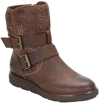 bionica Leather and Textile Mid-Calf Boots - Nordic