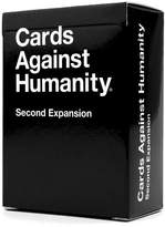 Cards Against Humanity: Second Expansion Card Game