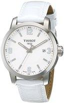 Tissot Men's TIST0554101601700 PRC 200 Analog Display Swiss Quartz White Watch