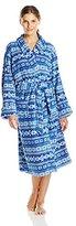 Intimo Women's Plush Robe
