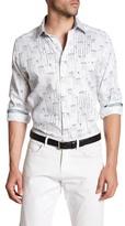 Robert Graham Teenage Riot Long Sleeve Classic Fit Shirt