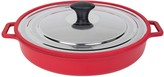 Masterpan MasterPan Stovetop Oven Grill Pan with Heat-In Steam-Out Lid