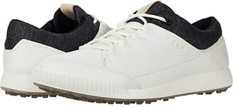 Ecco Street Retro II Hydromax(r) (Black Cow Leather) Men's Shoes
