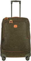 Bric's Life Trolley Suitcase - Olive - 65cm