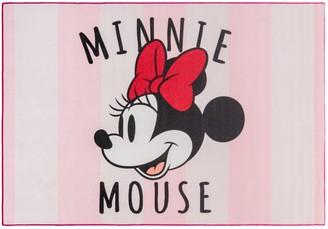 Disney Disney's Minnie Stripes Area Rug - 4'6'' x 6'6''