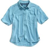 Sperry Solid Button Down Shirt