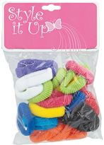 Style It Up Small Terry Ponytail Holders