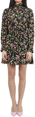 Marc Jacobs Floral Shirt Dress