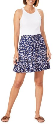 French Connection Ruffle Skirt