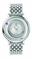 "Versace Women's VFH060013 ""Venus"" Stainless Steel Watch with Link Bracelet"