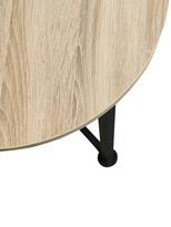 TelfordIndustrialRound Lamp Table