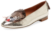 F-Troupe Lion Patent Leather Loafer