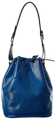 Louis Vuitton Blue Epi Leather Noe