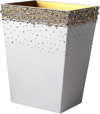 Mike and Ally Duchess Wastebasket and Liner
