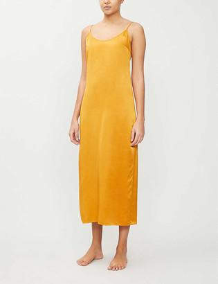 La Perla Long silk nightgown