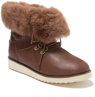 Australia Luxe Collective Extra Short Genuine Sheepskin Fur Lined Boot