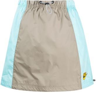 Nike Drawstring Panelled Skirt