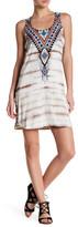 Hale Bob Embellished Tank Dress