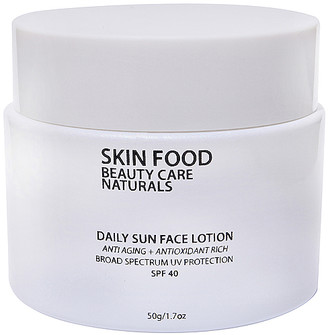 BEAUTY CARE NATURALS Daily Sun Face Lotion