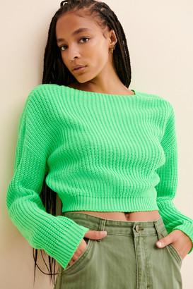 Glamorous Fluorescent Sweater