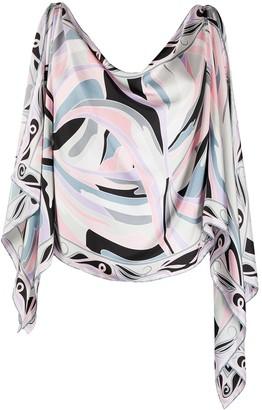 Emilio Pucci Wally print vest