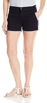 James Jeans Women's Olivia Trouser Short in Solstice