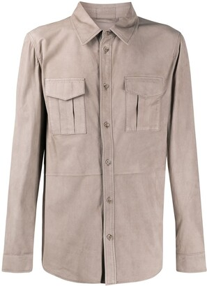 Desa 1972 Buttoned Long-Sleeved Shirt