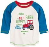 Hatley Farm Team Raglan Tee (Toddler, Little Boys, & Big Boys)