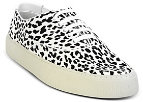 Saint Laurent Men's Venice Low Top Sneakers