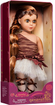 Our Generation Og Limited Ed. Autumn Ballerina Doll
