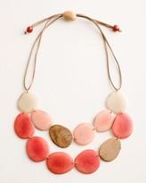 Chico's Chicos Convertible Warm-Tone Multi-Strand Necklace