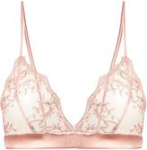 Fleur of England Sofia Boudoir soft-cup lace bra