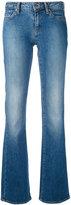 Armani Jeans wide-leg jeans - women - Cotton/Spandex/Elastane - 31