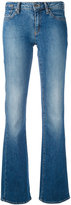 Armani Jeans wide-leg jeans