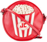 Just Cavalli Popcorn cross-body bag